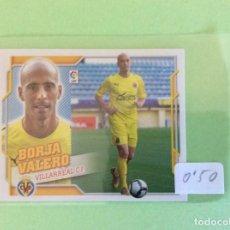 Cromos de Fútbol: LIGA ESTE - 2010-2011 - VILLARREAL C.F. - BORJA VALERO - ÚLTIMOS FICHAJES Nº 14. Lote 156572286