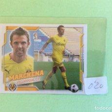 Cromos de Fútbol: LIGA ESTE - 2010-2011 - VILLARREAL C.F. - MARCHENA - COLOCA Nº 4 B. Lote 156572338