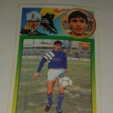 Cromos de Fútbol: CROMO ADHESIVO VILLA LLEIDA 93 94 EDICIONES ESTE COLOCA. Lote 156631938