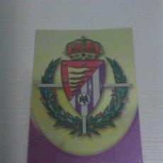 Cromos de Fútbol: MUNDICROMO 2003 NÚM. 298 ESCUDO REAL VALLADOLID.. Lote 156660386