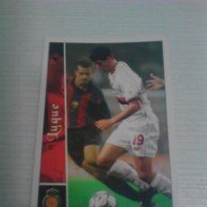 Cromos de Fútbol: MUNDICROMO 2003 NÚM. 427 LUQUE R.C.D. MALLORCA.. Lote 156661578