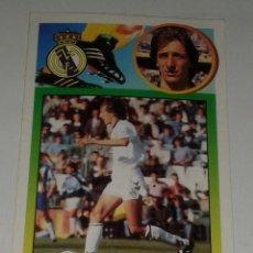 Cromos de Fútbol: CROMO ADHESIVO RAMIS REAL MADRID 93 94 EDICIONES ESTE. Lote 156717266