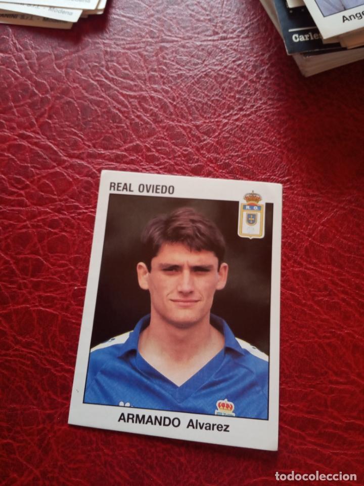 ARMANDO OVIEDO 93 94 ED PANINI LIGA 1993 1994 FUTBOL CROMO - SIN PEGAR - 194 (Coleccionismo Deportivo - Álbumes y Cromos de Deportes - Cromos de Fútbol)