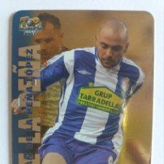 Cromos de Fútbol: 728 DE LA PEÑA: VERSIÓN BRILLANTE LISO - MUNDICROMO 2007. Lote 157134318