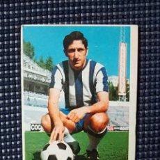 Cromos de Fútbol: ÁLVAREZ (MÁLAGA) - CROMO EDIC. ESTE LIGA 74/75 * BAJA DIFÍCIL, NUEVO SIN PEGAR, ÚLTIMO EJEMPLAR. Lote 157139530