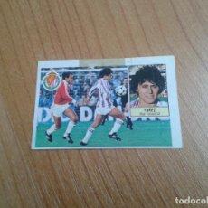 Cromos de Fútbol: YAÑEZ -- VALLADOLID -- 84/85 -- RECUPERADO. Lote 157214886