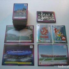 Cromos de Fútbol: EUROCOPA 2012 - POLONIA UCRANIA - LOTE 290 CROMOS - DISTINTOS Y NUNCA PEGADOS -. Lote 157684622