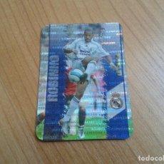 Cromos de Fútbol: ROBINHO -- Nº 26 -- REAL MADRID -- BRILLANTE -- 07/08 -- FICHAS DE LA LIGA 2008 -- MUNDICROMO. Lote 157746598