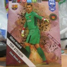 Fußball-Sticker - PANINI ADRENALYN FIFA 365 2018-2019 18 19 GOAL STOPPER Nº 300 TER STEGEN (BARCELONA) - 157842590