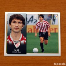 Cromos de Fútbol: ATHLETIC DE BILBAO - IMAZ - EDICIONES ESTE 1998-1999, 98-99 - NUNCA PEGADO. Lote 158022500