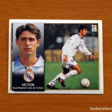 Cromos de Fútbol: REAL MADRID - VICTOR - BAJA - EDICIONES ESTE 1998-1999, 98-99 - NUNCA PEGADO. Lote 158029428
