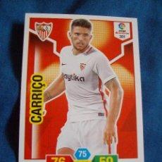 Cromos de Fútbol: CARRIÇO SEVILLA Nº 301 LIGA 2018 2019 ADRENALYN XL PANINI 18 19 TRADING CARD. Lote 158032842