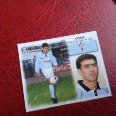 Cromos de Fútbol: COIRA CELTA ED ESTE LIGA CROMO 99 00 FUTBOL 1999 2000 - RECORTADO - 1453 FICHAJE 26. Lote 158221462
