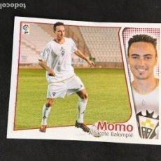 Cromos de Fútbol: CROMO LIGA 2004-2005 ESTE, COLOCA MOMO ALBACETE BALOMPIE NUNCA PEGADO NUEVO SIN USAR. Lote 158553918
