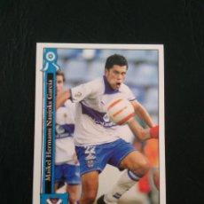 Cromos de Fútbol: Nº 846 MAIKEL (TENERIFE) - CROMO FÚTBOL PLATINUM FICHAS LIGA 2005-2006 MUNDICROMO 05-06. Lote 158892286