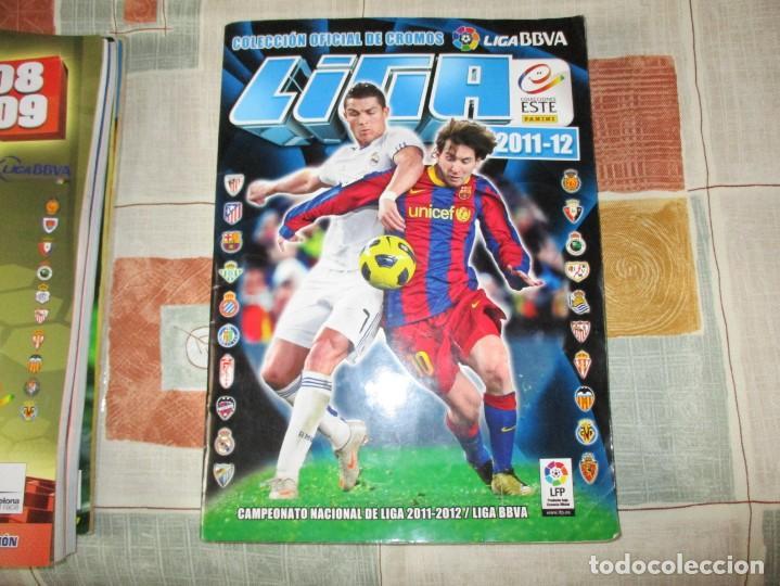 ALBUM LIGA 2011-12 ESTE (Coleccionismo Deportivo - Álbumes y Cromos de Deportes - Cromos de Fútbol)