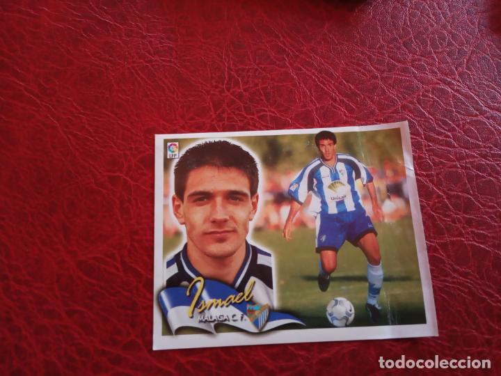 ISMAEL MALAGA ED ESTE LIGA CROMO 00 01 FUTBOL 2000 2001 - VENTANILLA - 124 COLOCA (Coleccionismo Deportivo - Álbumes y Cromos de Deportes - Cromos de Fútbol)