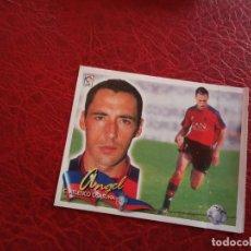 Cromos de Fútbol: ANGEL OSASUNA ED ESTE LIGA CROMO 00 01 FUTBOL 2000 2001 - VENTANILLA - 163 COLOCA. Lote 159345818