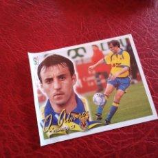 Cromos de Fútbol: QUIQUE ALVAREZ VILLARREAL ED ESTE LIGA CROMO 00 01 FUTBOL 2000 2001 - VENTANILLA - 180 COLOCA. Lote 159350414