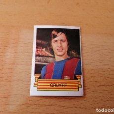 Cromos de Fútbol: CRUYFF CROMO. Lote 159389566