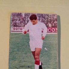 Cromos de Fútbol: DIEGUEZ SEVILLA 65 66 1965 1966 FHER DISGRA RECUPERADO. Lote 159428202