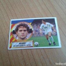 Cromos de Fútbol: REVERT -- Nº 6 -- VALENCIA -- 88/89 -- ESTE -- NUNCA PEGADO. Lote 159686250