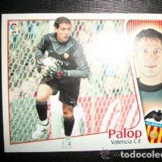 Cromos de Fútbol: PALOP DEL VALENCIA ALBUM ESTE LIGA 2004 - 2005 ( 04 - 05 ). Lote 194994942
