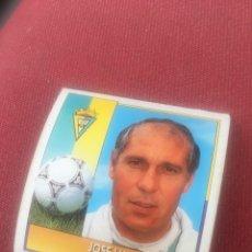 Cromos de Fútbol: ESTE 92 93 1992 1993 SIN PEGAR CADIZ ROMERO COLOCA. Lote 159769074