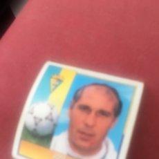 Cromos de Fútbol: ESTE 92 93 1992 1993 SIN PEGAR CADIZ ROMERO COLOCA. Lote 159769129
