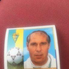 Cromos de Fútbol: ESTE 92 93 1992 1993 SIN PEGAR CADIZ ROMERO COLOCA. Lote 159769149