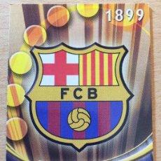 Cromos de Fútbol: 2010-2011 - 1 ESCUDO (MATE) - FC BARCELONA - MUNDICROMO. Lote 159885058