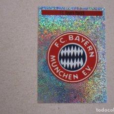 Cromos de Fútbol: PANINI MEJORES EQUIPOS EUROPA 97 98 LETRA D ESCUDO BAYERN MUNICH 1997 1998 NUEVO. Lote 270240433