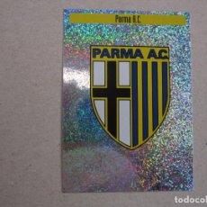 Cromos de Fútbol: PANINI MEJORES EQUIPOS EUROPA 97 98 LETRA R ESCUDO PARMA 1997 1998 NUEVO. Lote 270240658