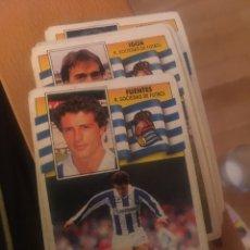 Fußball-Sticker - Este 90 91 1990 1991 Real sociedad González sin pegar fuentes - 160053881
