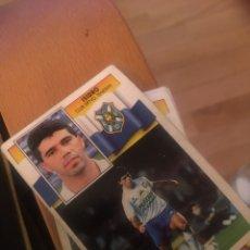 Cromos de Fútbol: ESTE 90 91 1990 1991 TENERIFE SIN PEGAR ISIDRO. Lote 160054044