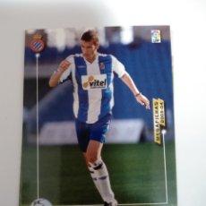 Cromos de Fútbol: MEGAFICHAS 2003 2004 03 - 04 . LOPO Nº 131 (ESPANYOL). Lote 160194698