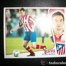 Cromos de Fútbol: SANTI DEL ATLETICO DE MADRID ALBUM ESTE LIGA 2004 - 2005 ( 04 - 05 ). Lote 194524603