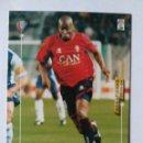 Cromos de Fútbol: MEGAFICHAS 2003 2004 03 - 04. MORALES Nº 233 (OSASUNA). Lote 160542286