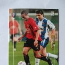 Cromos de Fútbol: MEGAFICHAS 2003 2004 03 - 04. VALDO Nº 229 (OSASUNA). Lote 160542477