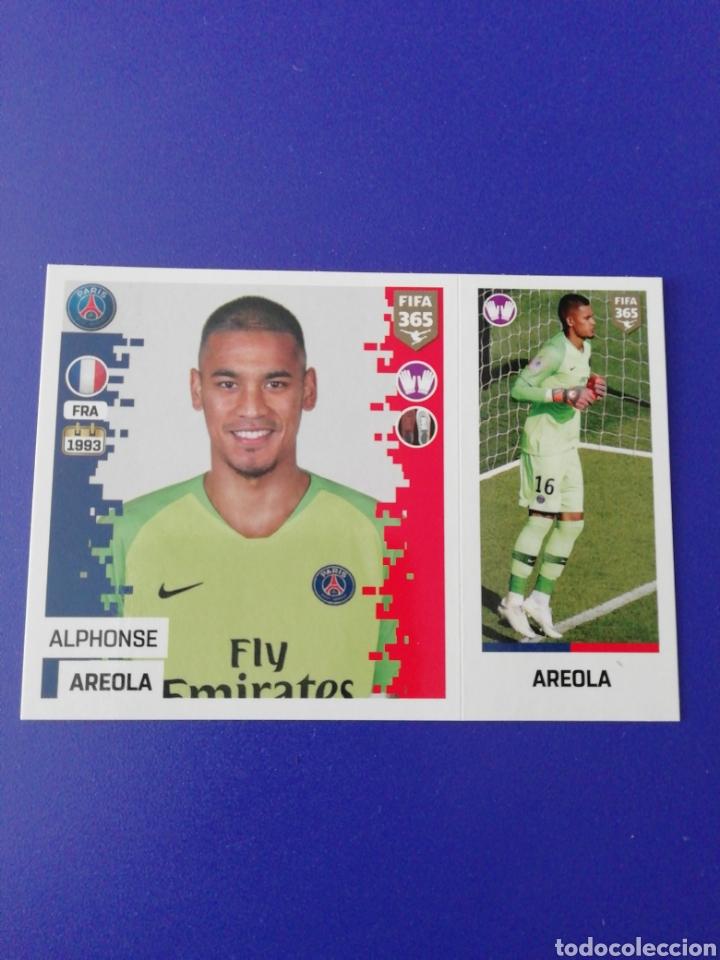 356f74ce6a1 123 - AREOLA - PSG - FIFA 365 2019 (Coleccionismo Deportivo - Álbumes y  Cromos