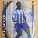 Cromos de Fútbol: 2010-2011 - 653 OWUSU-ABEYIE - MALAGA CF - MUNDICROMO. Lote 160575990
