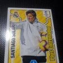Cromos de Fútbol: TRADING CARD ADRENALYN PLUS ENTRENADOR, TEMPORADA 2018/19: SANTIAGO SOLARI. Lote 160576182