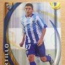 Cromos de Fútbol: 2010-2011 - 703 PORTILLO - MALAGA CF - MUNDICROMO. Lote 160576198