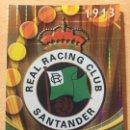Cromos de Fútbol: 2010-2011 - 406 ESCUDO (CUADRADOS) - RACING DE SANTANDER - MUNDICROMO. Lote 160576466