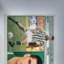Cromos de Fútbol: ED. ESTE 2001/2002 - RIVAS - REAL BETIS. Lote 160577178