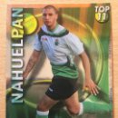 Cromos de Fútbol: 2010-2011 - 638 NAHUELPAN (LISO VERDE) - RACING DE SANTANDER - MUNDICROMO. Lote 160584106