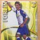 Cromos de Fútbol: 2010-2011 - 573 FORLIN (MATE AMARILLO) - RCD ESPANYOL - MUNDICROMO. Lote 160589186