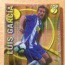 Cromos de Fútbol: 2010-2011 - 603 LUIS GARCIA (CUADRADOS AMARILLO) - RCD ESPANYOL - MUNDICROMO. Lote 160589334