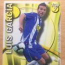 Cromos de Fútbol: 2010-2011 - 603 LUIS GARCIA (MATE AMARILLO) - RCD ESPANYOL - MUNDICROMO. Lote 160589522