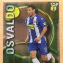 Cromos de Fútbol: 2010-2011 - 634 OSVALDO (LISO VERDE) - RCD ESPANYOL - MUNDICROMO. Lote 160589834